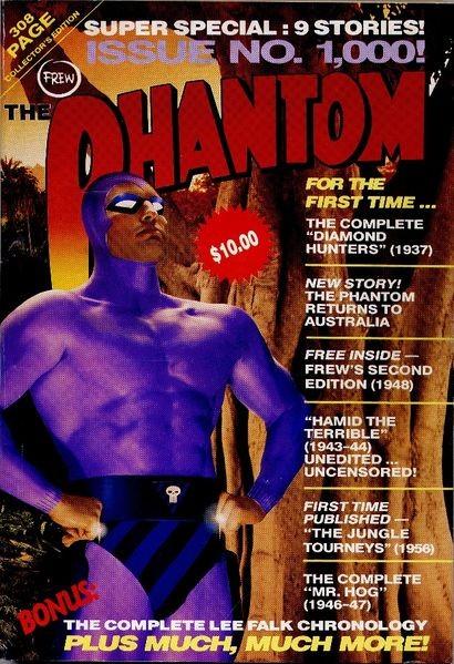 Frew - The Phantom Issue #1000