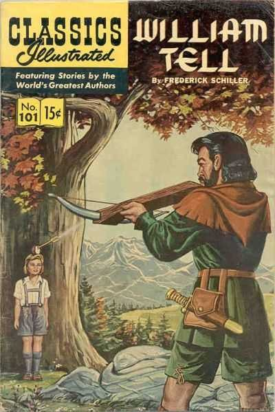 Classics Illustrated - Classics Illustrated Issue #101