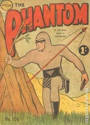 Frew - The Phantom Issue #106