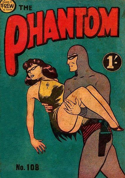 Frew - The Phantom Issue #108