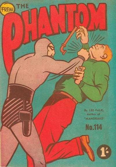 Frew - The Phantom Issue #114