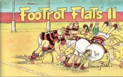 Murray Ball - footrot flats Issue #11