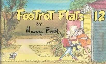 Murray Ball - footrot flats Issue #12