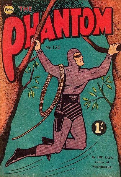 Frew - The Phantom Issue #120