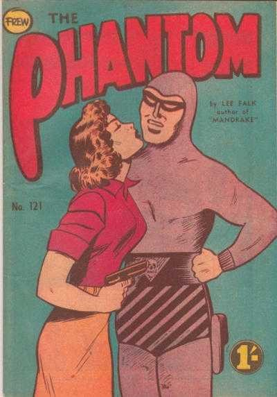 Frew - The Phantom Issue #121