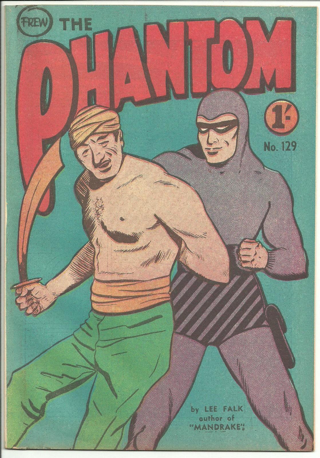 Frew - The Phantom Issue #129