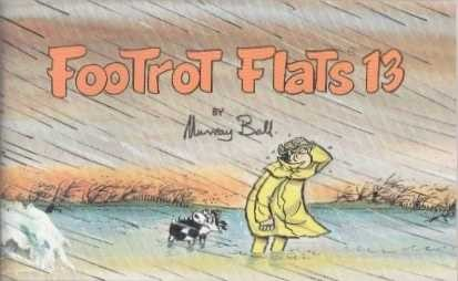 Murray Ball - footrot flats Issue #13