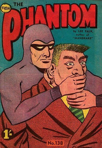 Frew - The Phantom Issue #138