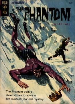 Gold Key - The Phantom Issue #13