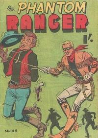 Frew - phantom ranger Issue #145