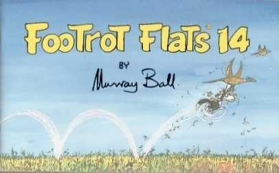 Murray Ball - footrot flats Issue #14