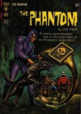 Gold Key - The Phantom Issue #14