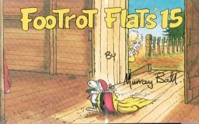 Murray Ball - footrot flats Issue #15