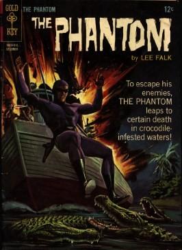 Gold Key - The Phantom Issue #15