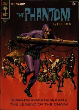 Gold Key - The Phantom Issue #16