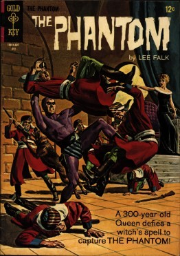 Gold Key - The Phantom Issue #17