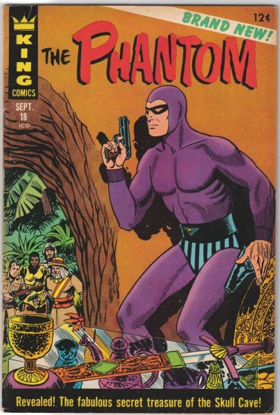 King features - The Phantom Issue #18