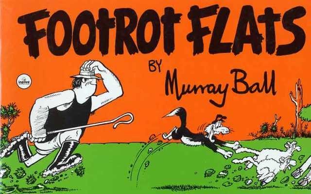 Murray Ball - footrot flats Issue #1