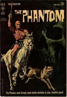 Gold Key - The Phantom Issue #1