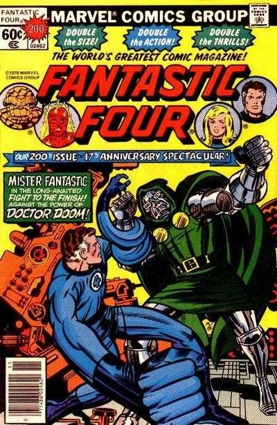 Marvel - Fantastic Four Issue #200