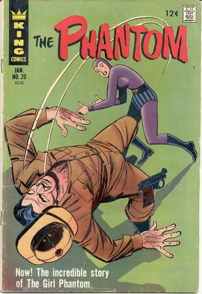 King features - The Phantom Issue #20