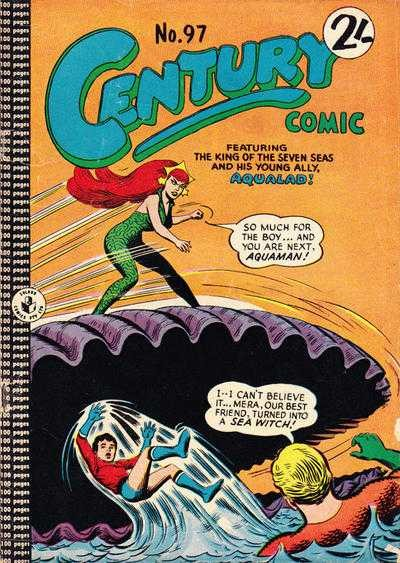 Colour Comics Ltd - Century Comic Issue #97
