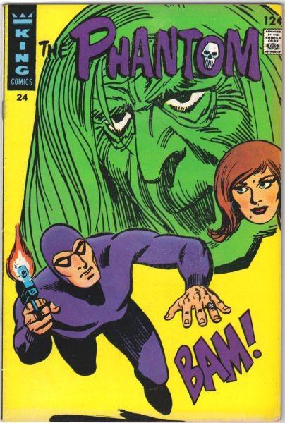 King - The Phantom Issue #24