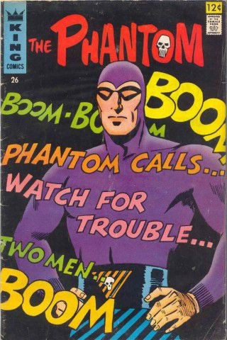 King - The Phantom Issue #26
