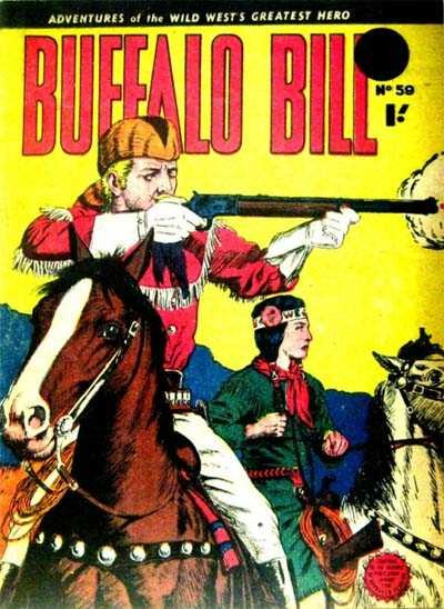 Buffalo Bill  - Buffalo Bill  Issue #59