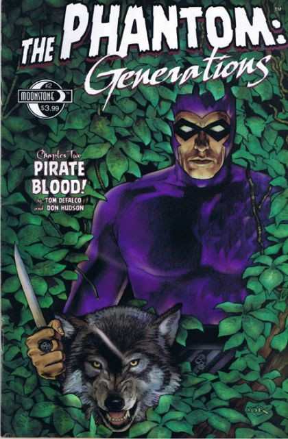 Moonstone - The Phantom Issue #Generations 2