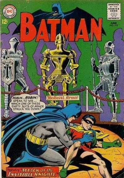 DC - Batman Issue #172
