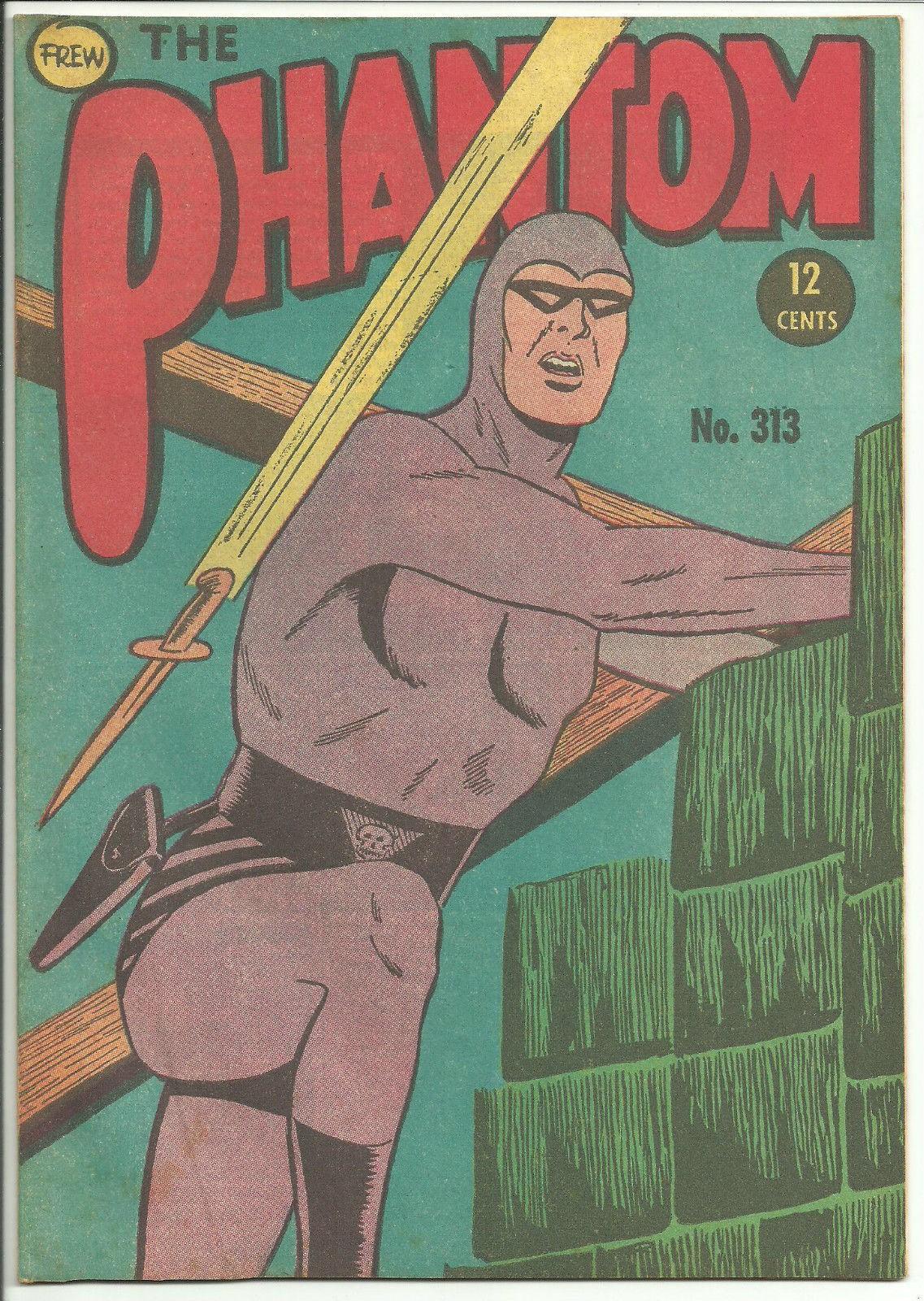 Frew - The Phantom Issue #313