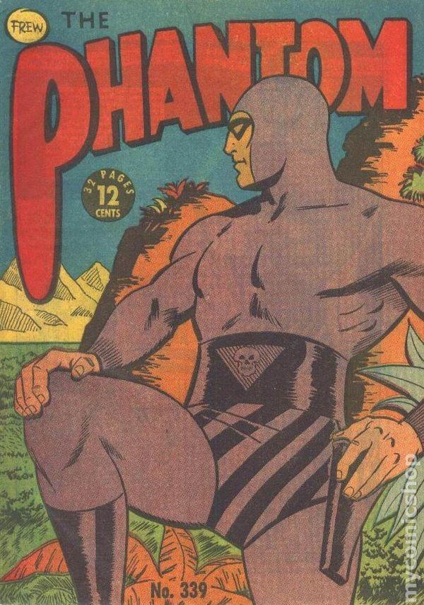 Frew - The Phantom Issue #339