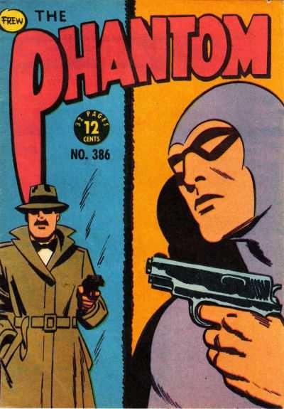 Frew - The Phantom Issue #386