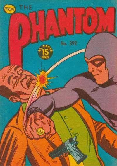 Frew - The Phantom Issue #392
