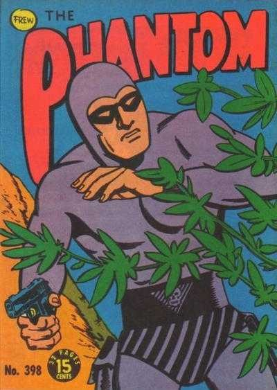 Frew - The Phantom Issue #398