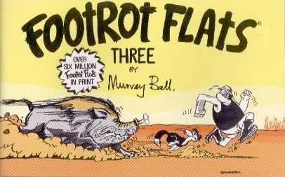 Murray Ball - footrot flats Issue #3