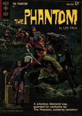 Gold Key - The Phantom Issue #3