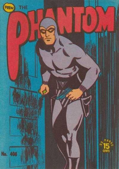 Frew - The Phantom Issue #408