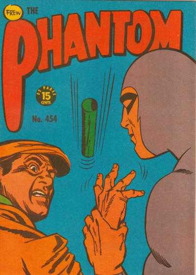 Frew - The Phantom Issue #454