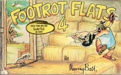 Murray Ball - footrot flats Issue #4