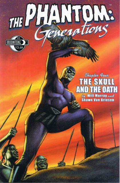Moonstone - The Phantom Issue #Generations 4