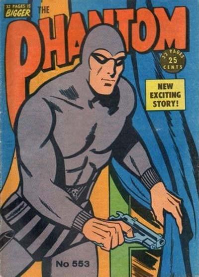 Frew - The Phantom Issue #553