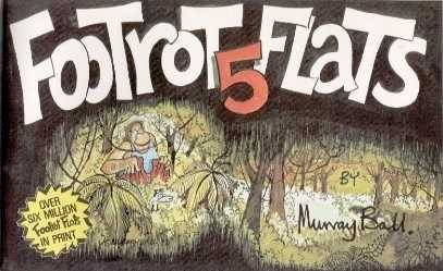 Murray Ball - footrot flats Issue #5