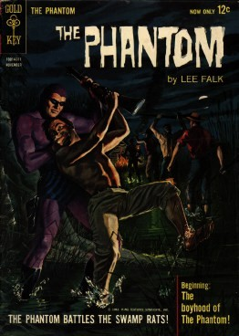 Gold Key - The Phantom Issue #5