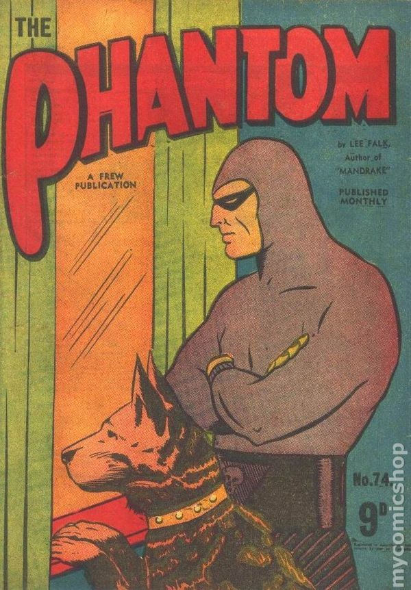 Frew - The Phantom Issue #74