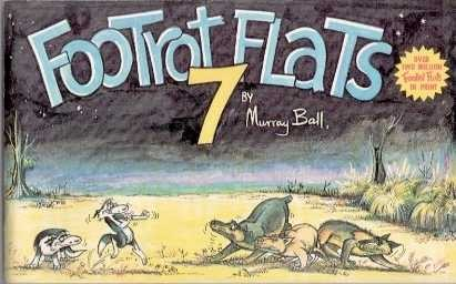 Murray Ball - footrot flats Issue #7