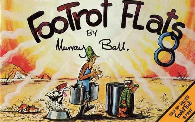 Murray Ball - footrot flats Issue #8