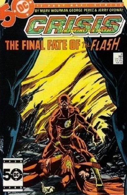 DC - Crisis on Infinite Earths  Issue #8