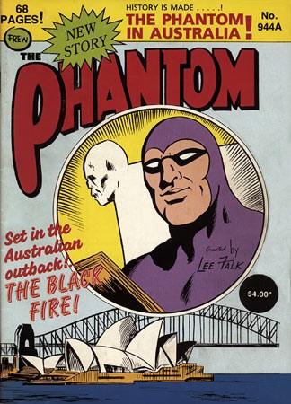 Frew - The Phantom Issue #944A